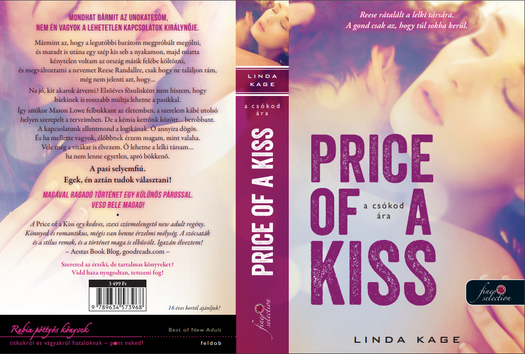 Price of a Kiss Hungarian